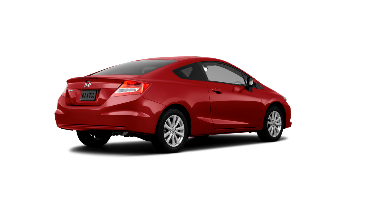 2012 Honda Civic 2dr Car