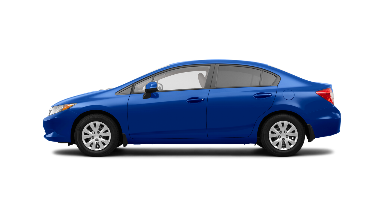 2012 Honda Civic 4dr Car
