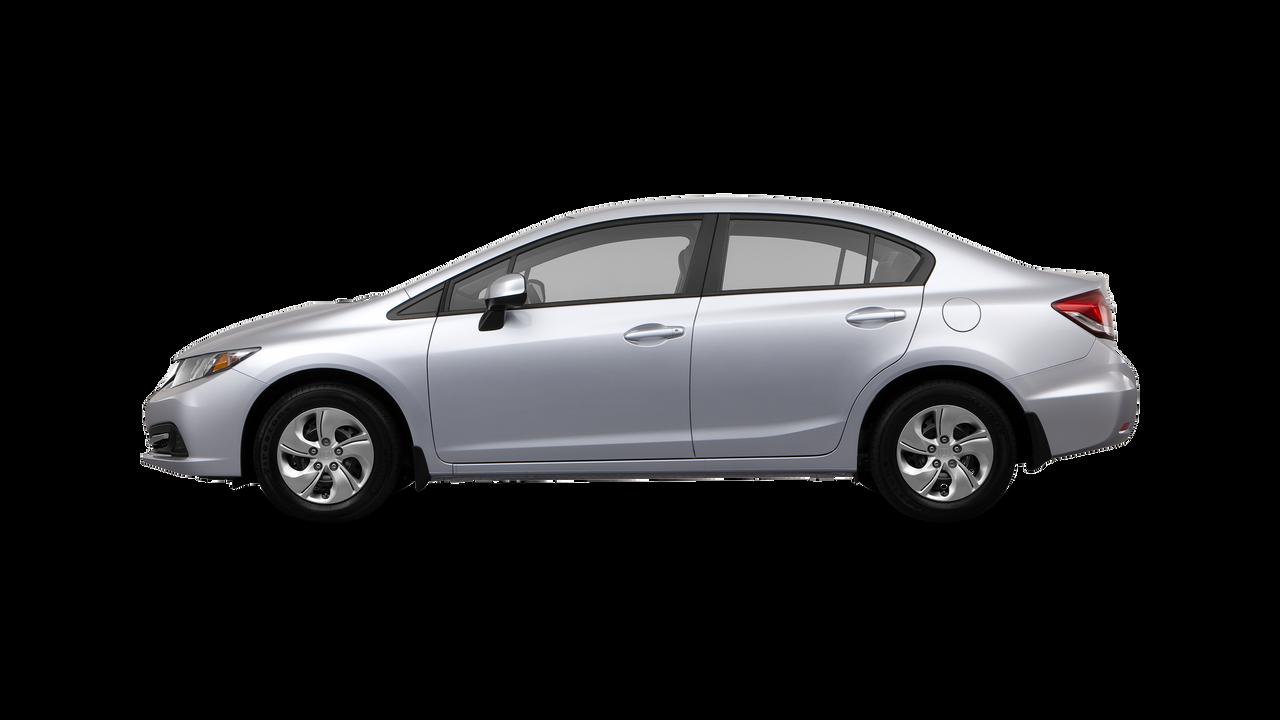 2013 Honda Civic 4dr Car