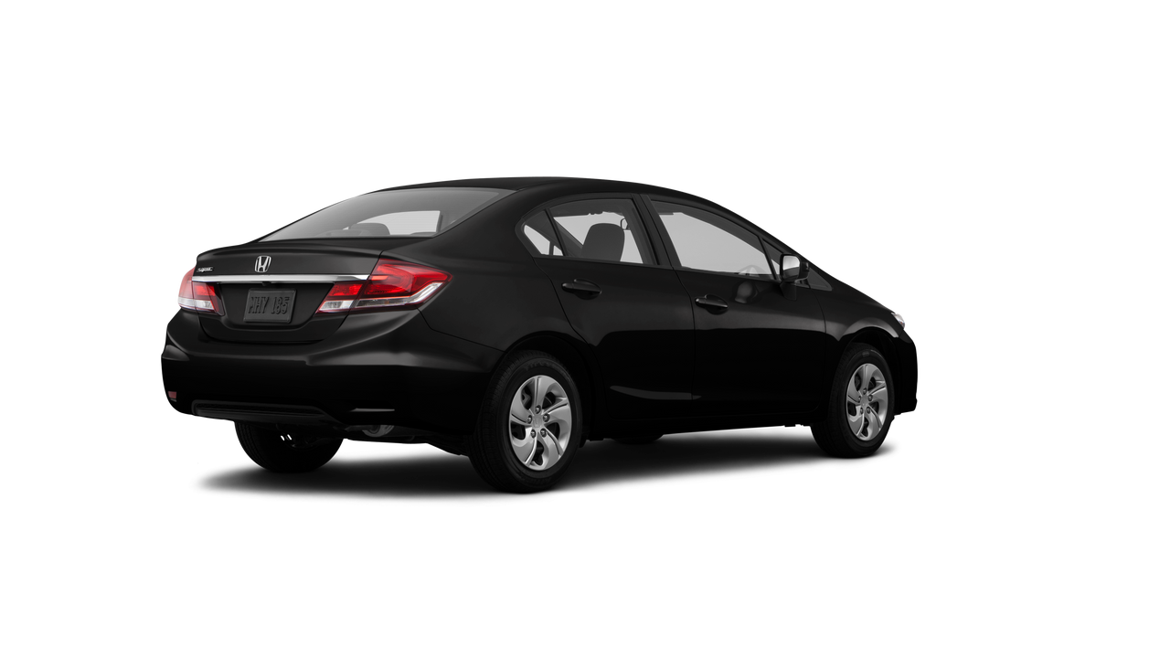 2014 Honda Civic 4dr Car