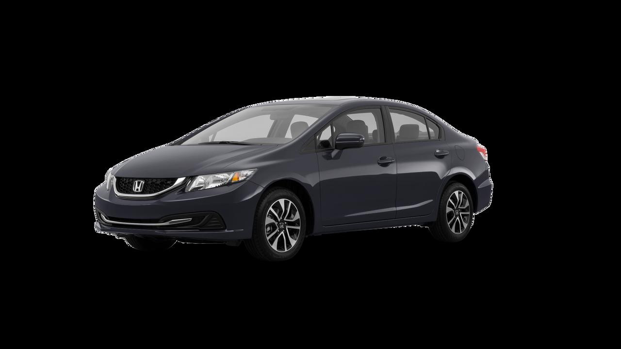 2014 Honda Civic 4dr Car