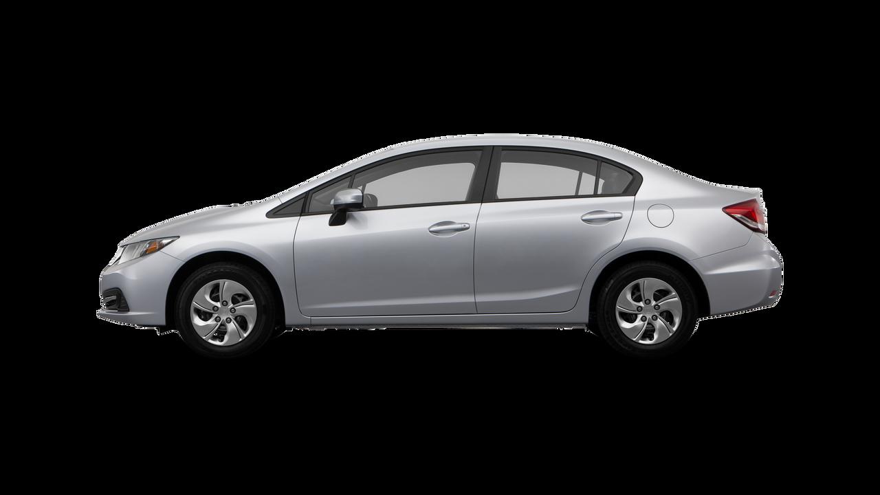 2015 Honda Civic Sedan 4dr Car