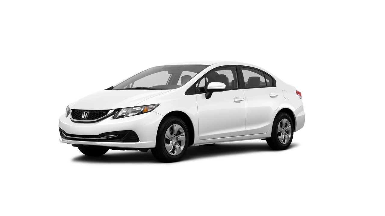2015 Honda Civic 4dr Car
