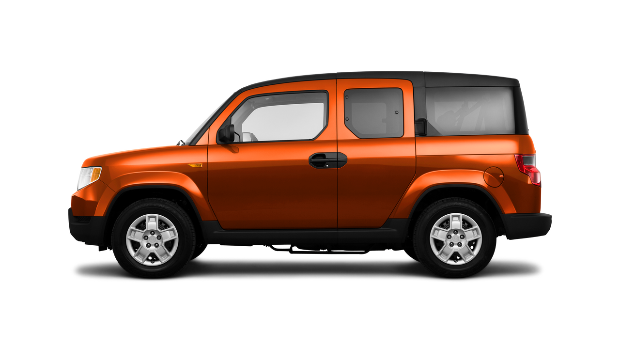 2010 Honda Element Sport Utility