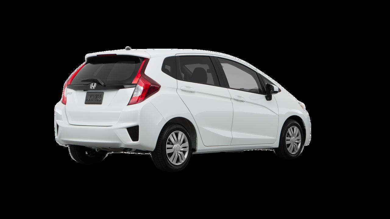 2017 Honda Fit Hatchback