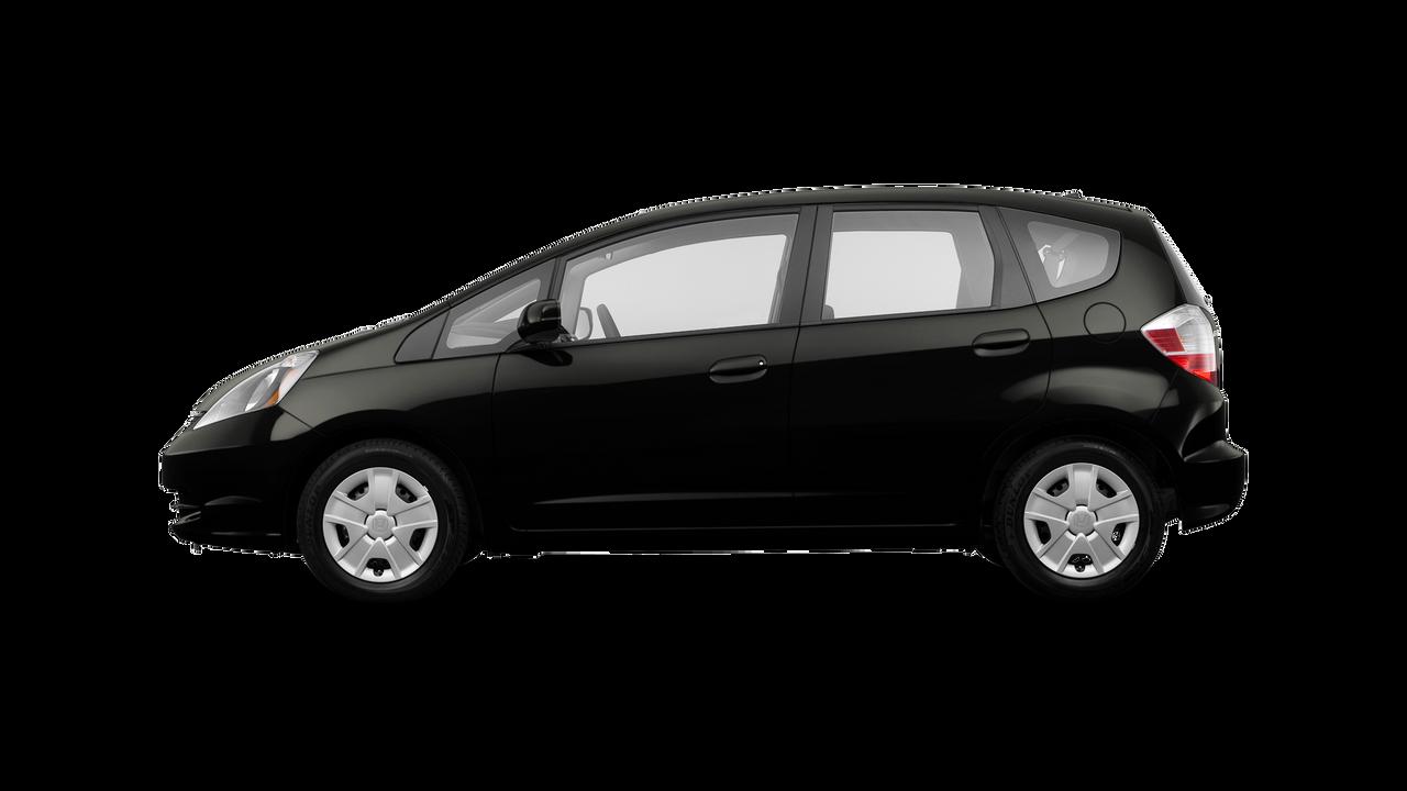 2013 Honda Fit 4D Hatchback