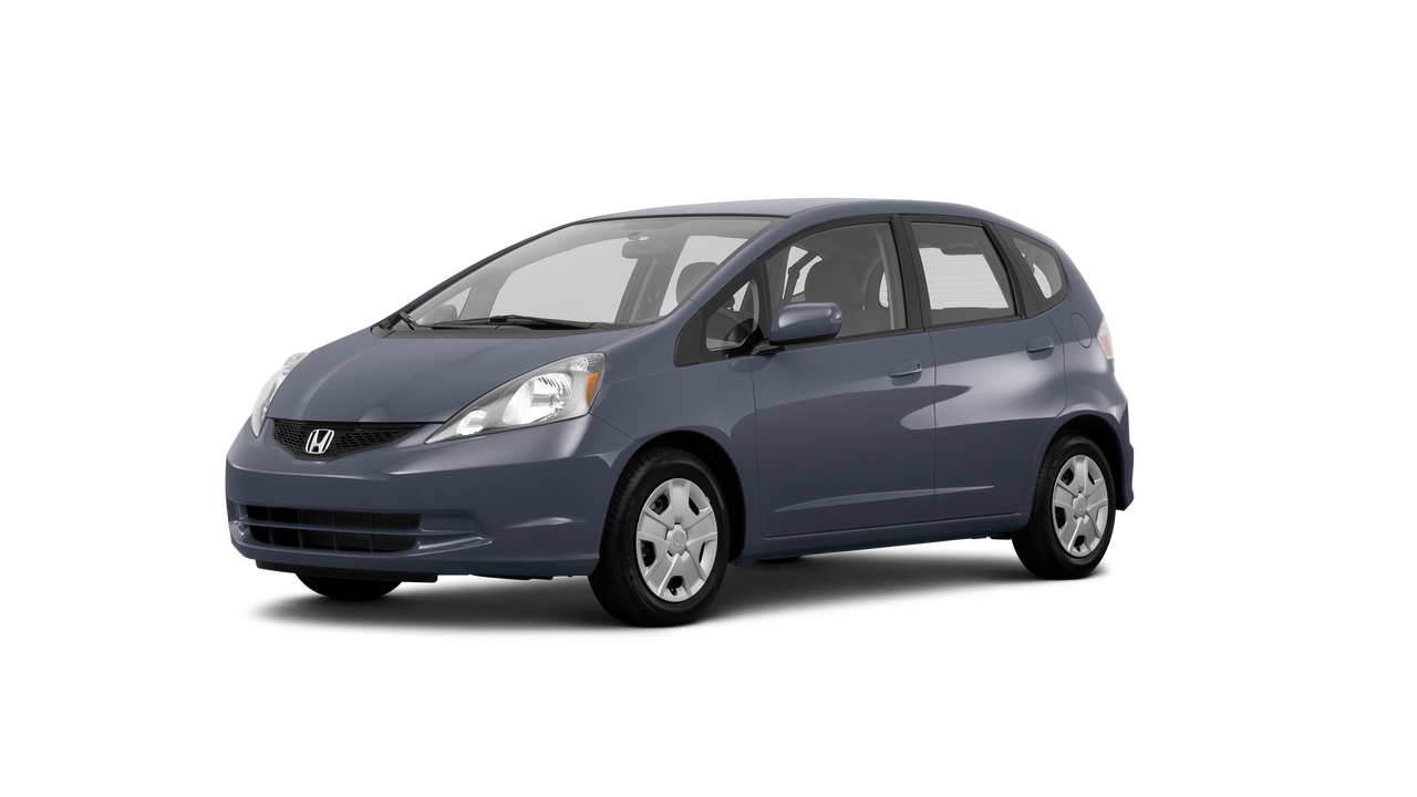 2013 Honda Fit Hatchback