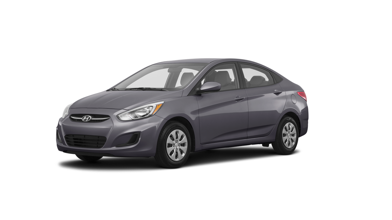 2016 Hyundai Accent 4dr Car