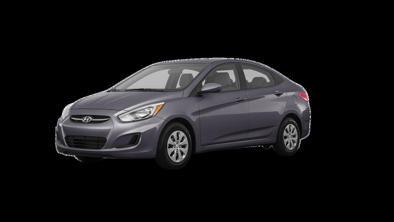 2017 Hyundai Accent 4dr Car