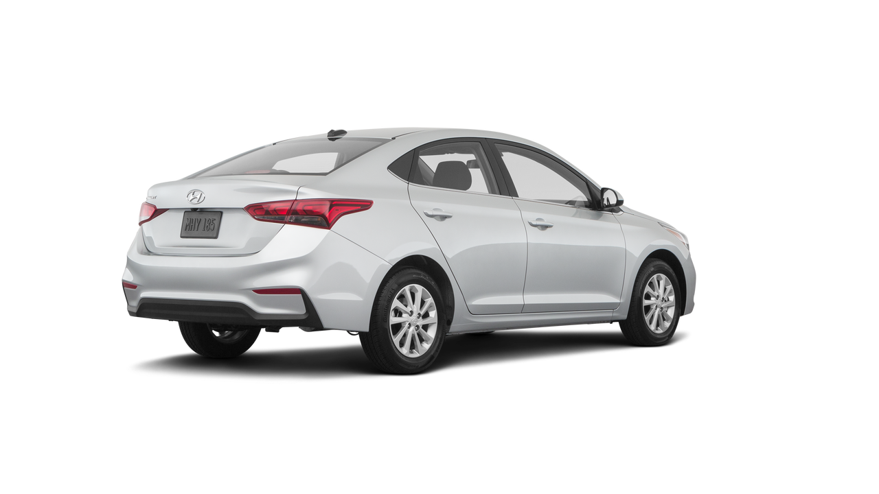 2021 Hyundai Accent 4dr Car