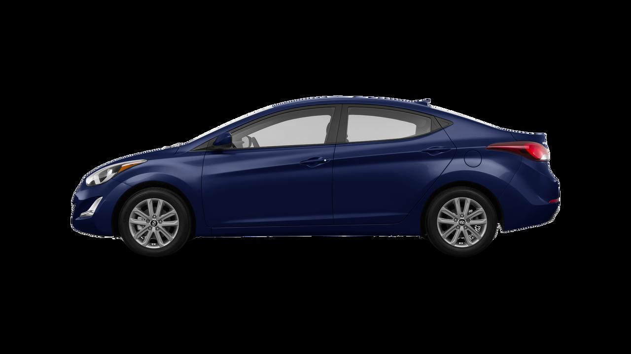 2016 Hyundai Elantra 4dr Car