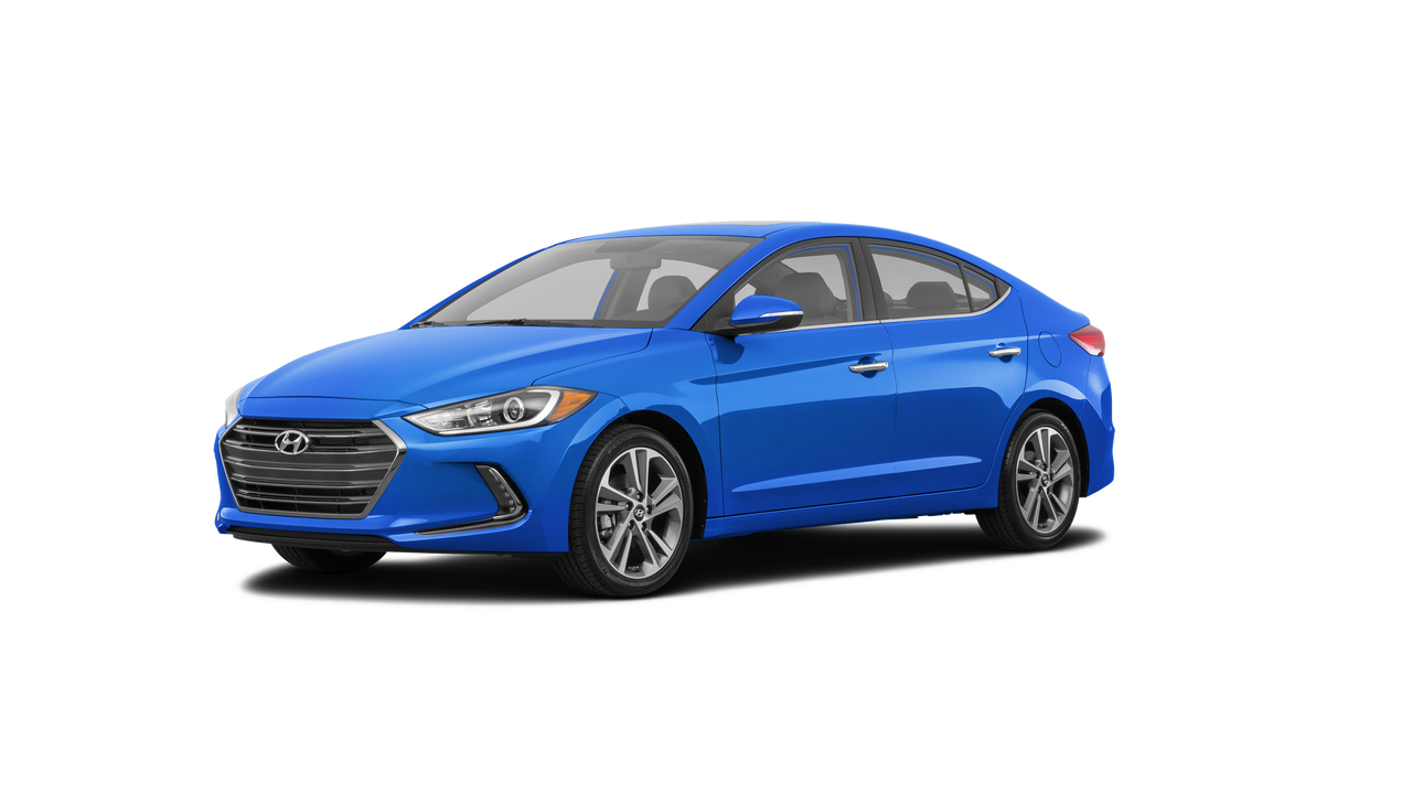 2017 Hyundai Elantra 4dr Car
