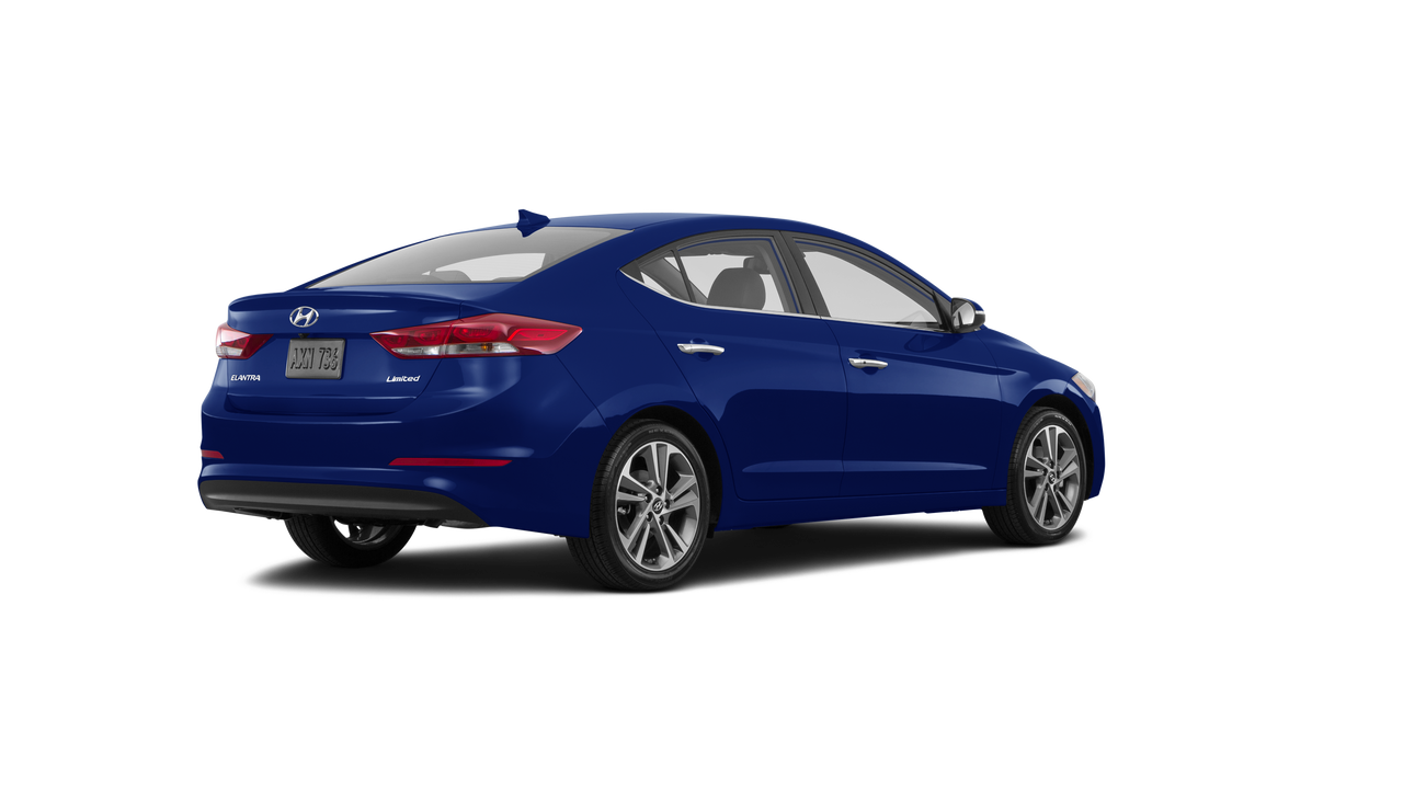 2018 Hyundai Elantra 4dr Car