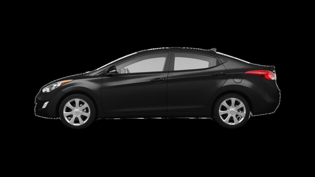 2011 Hyundai Elantra 4dr Car