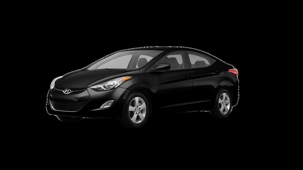 2012 Hyundai Elantra 4dr Car