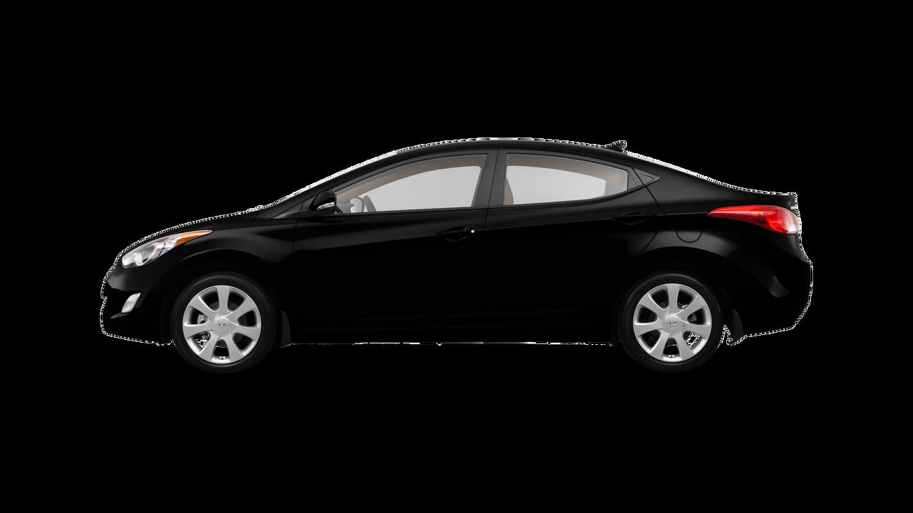 2013 Hyundai Elantra 4dr Car