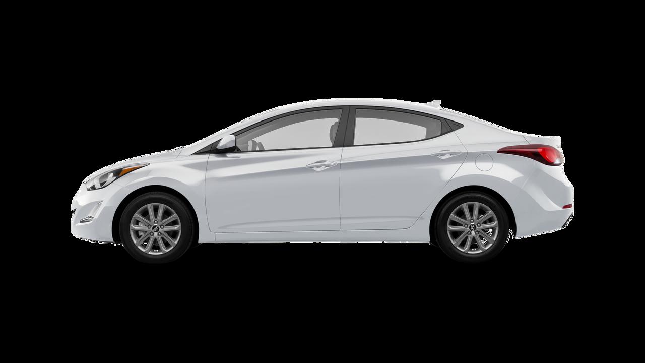 2014 Hyundai Elantra 2dr Car