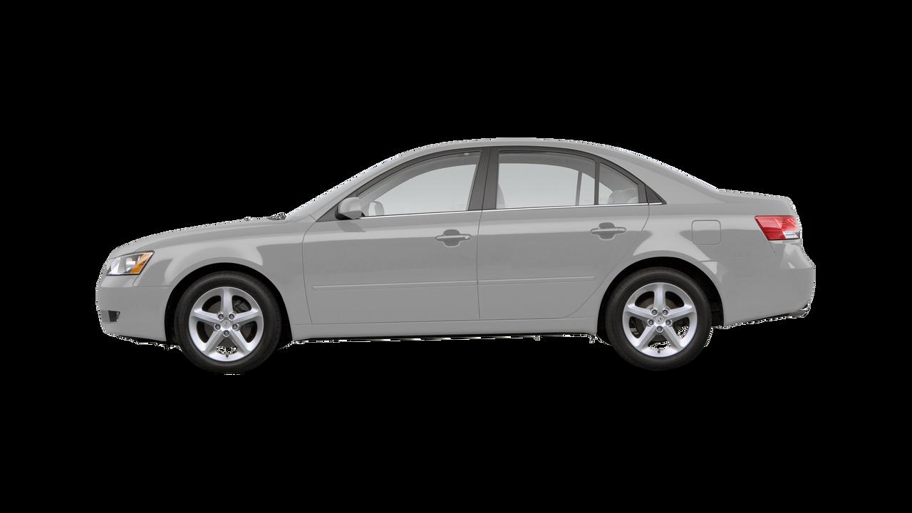 2007 Hyundai Sonata 4dr Car