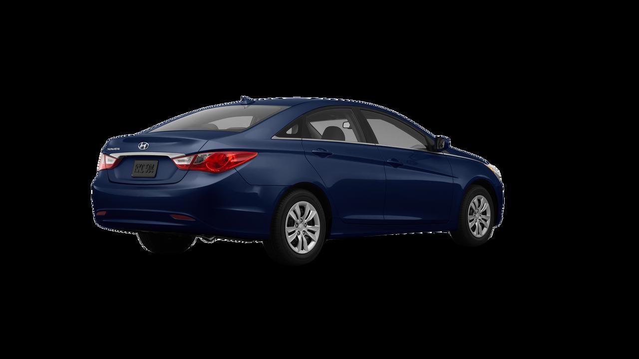 2012 Hyundai Sonata 4dr Car