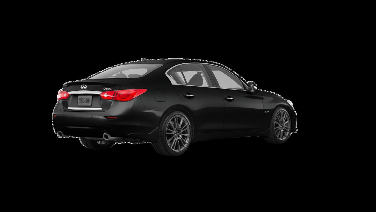 2016 INFINITI Q50 4dr Car