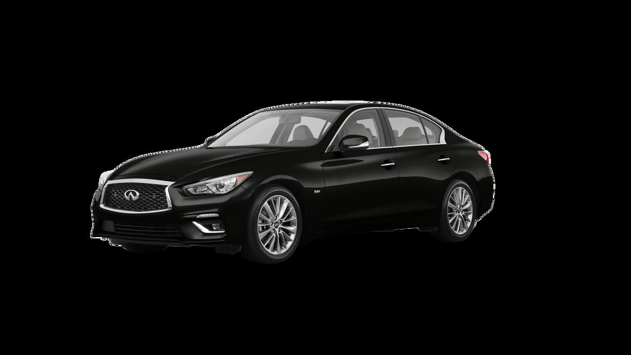 2018 INFINITI Q50 4dr Car