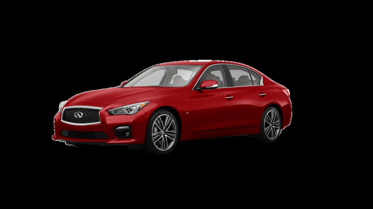 2014 INFINITI Q50 4dr Car