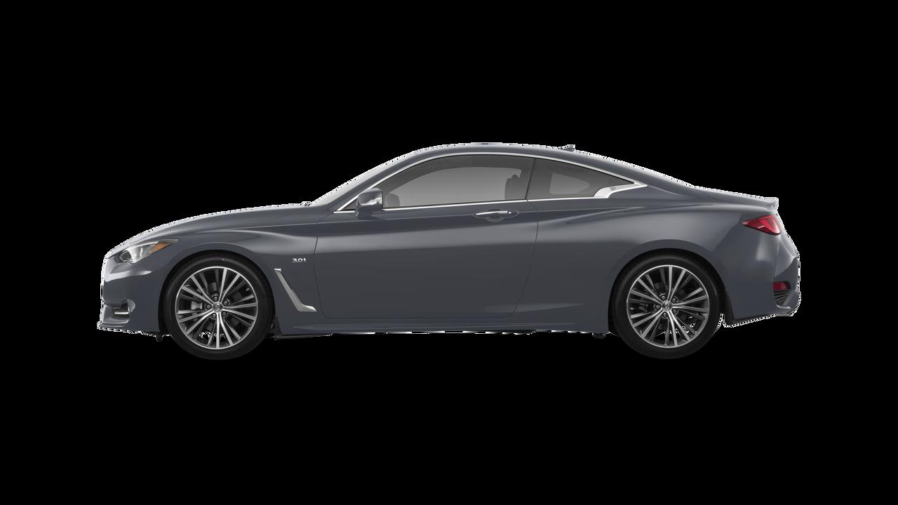 2018 INFINITI Q60 2dr Car