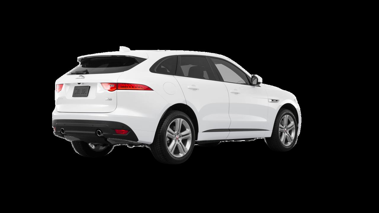2017 Jaguar F-PACE Sport Utility
