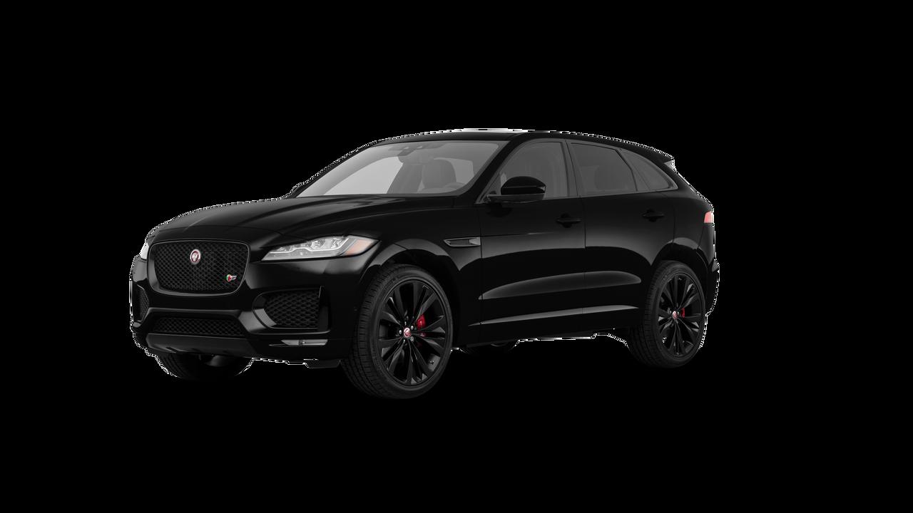 2019 Jaguar F-PACE Sport Utility