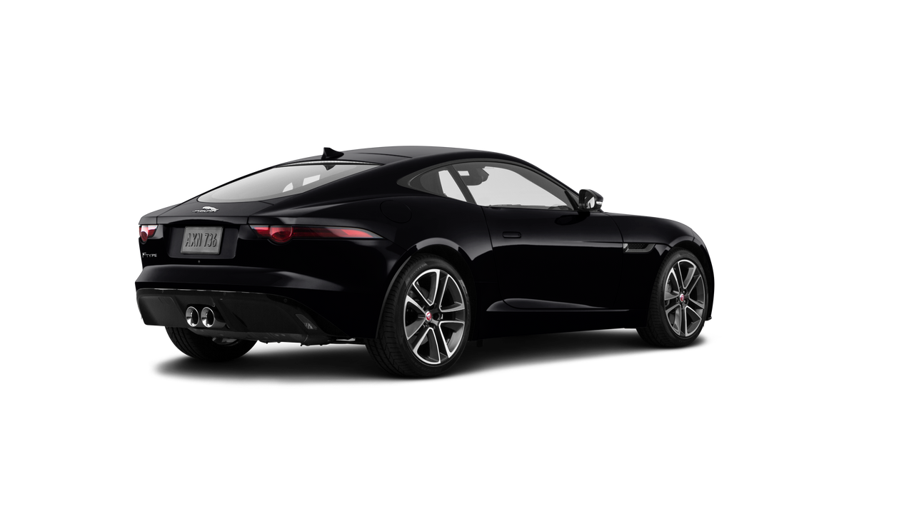 2018 Jaguar F-TYPE 2dr Car