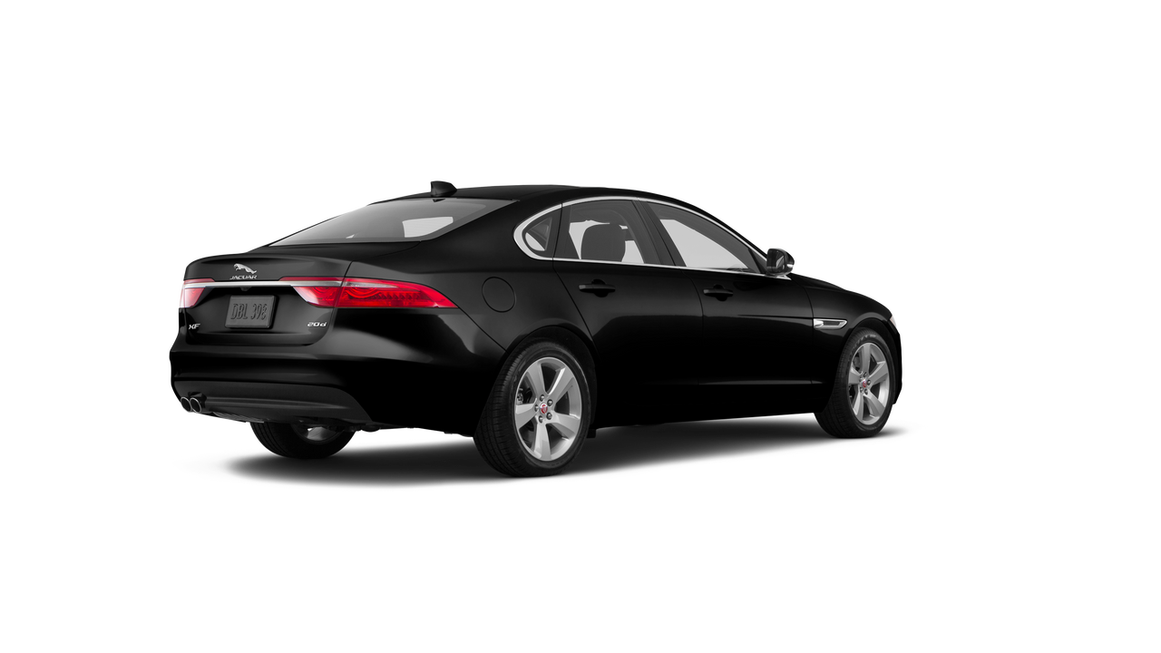 2017 Jaguar XF 4dr Car