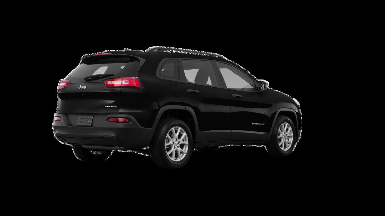 2016 Jeep Cherokee 4D Sport Utility