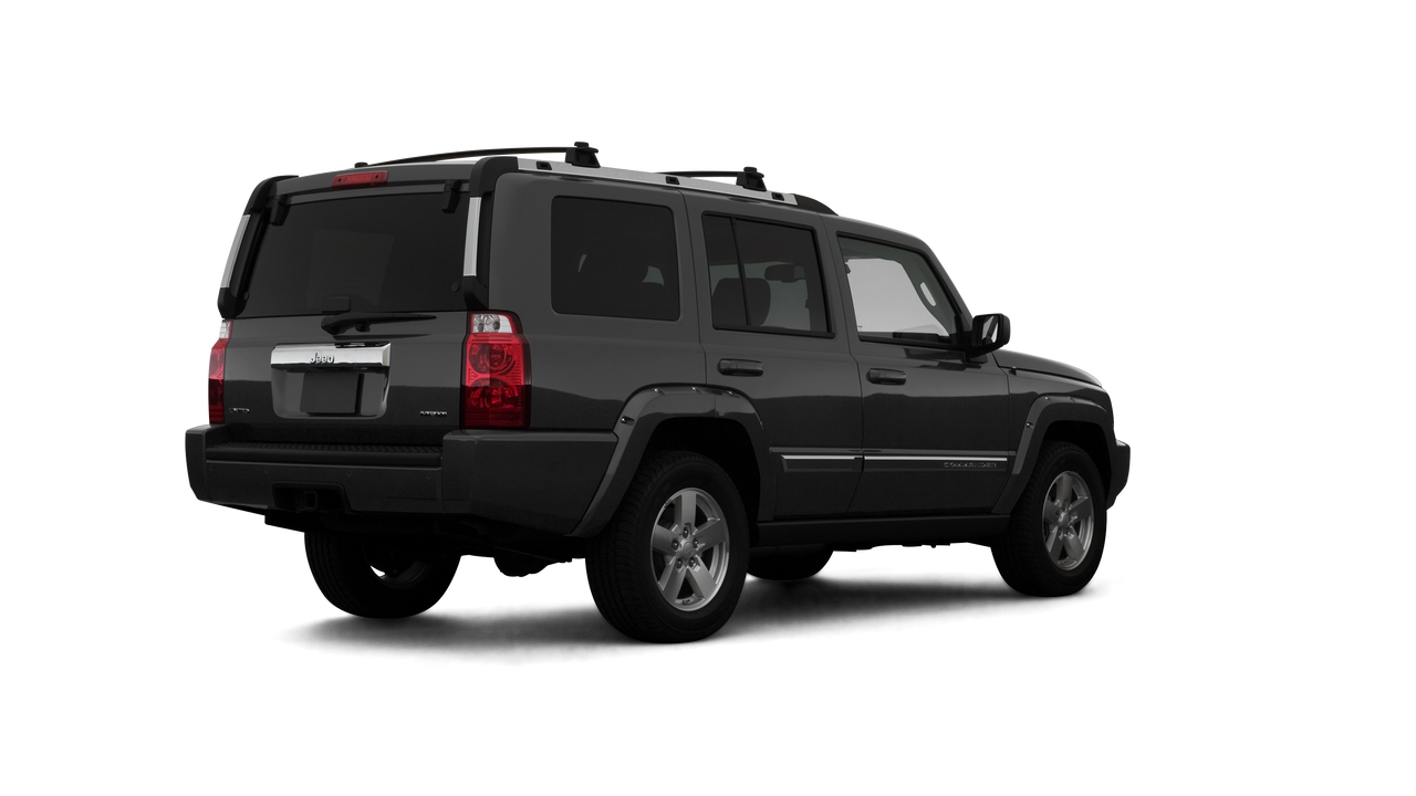 2007 Jeep Commander Sport Utility