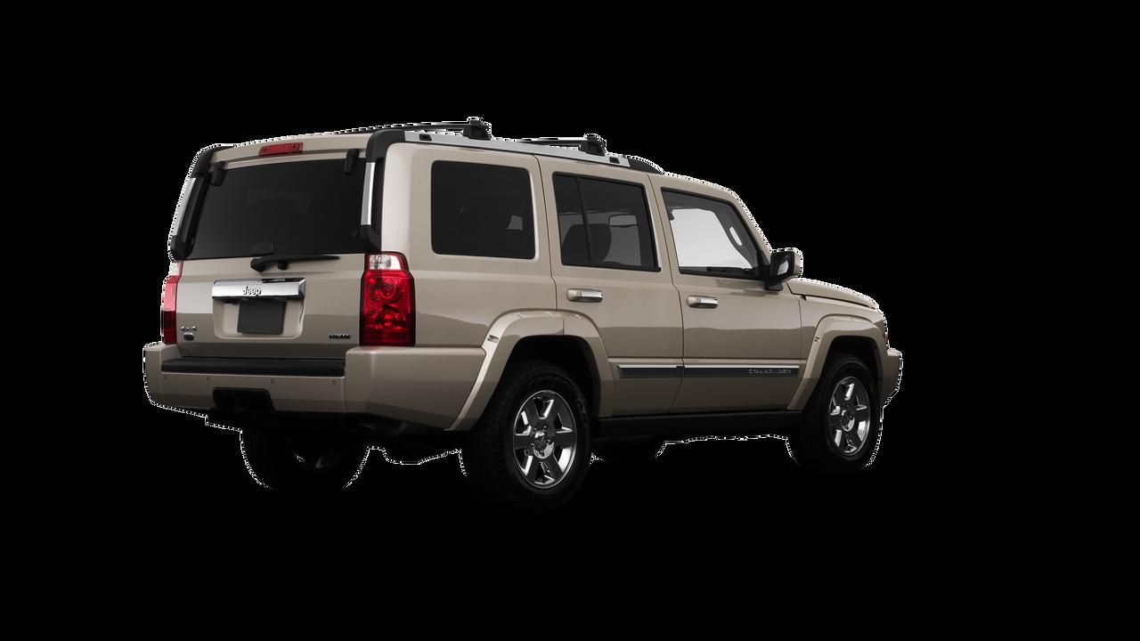 2008 Jeep Commander Sport Utility