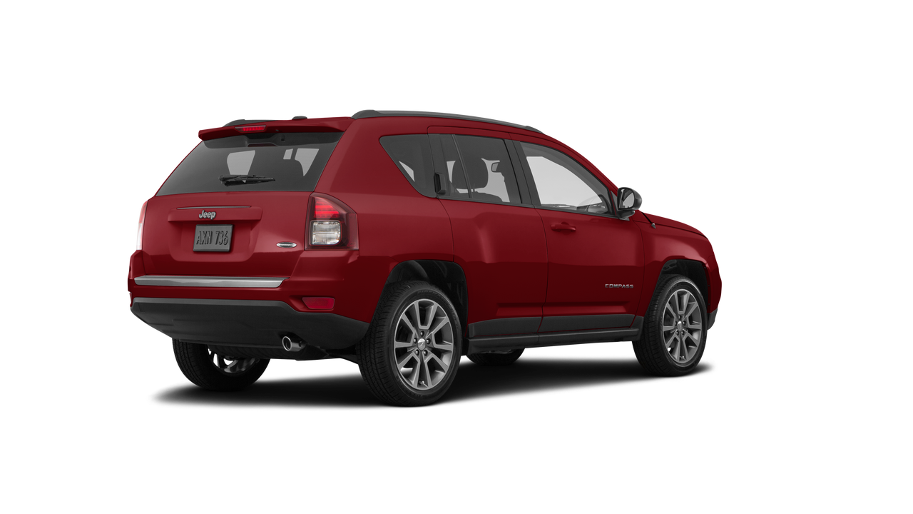 2017 Jeep Compass Sport Utility