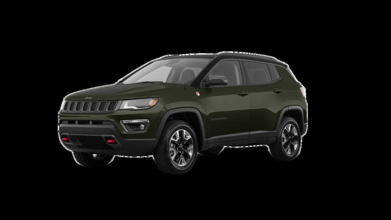 2017 Jeep Compass Sport Utility