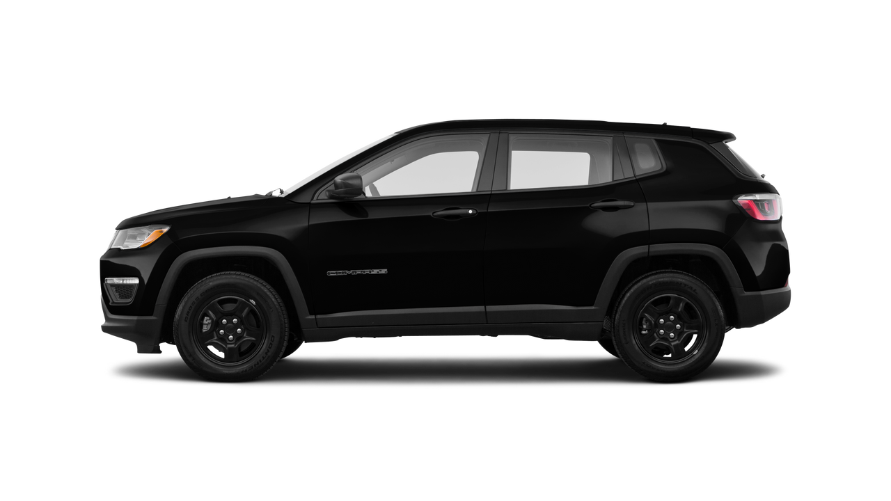 2018 Jeep Compass 4D Sport Utility