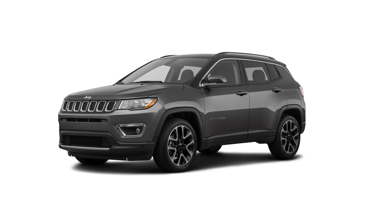 2019 Jeep Compass 4D Sport Utility