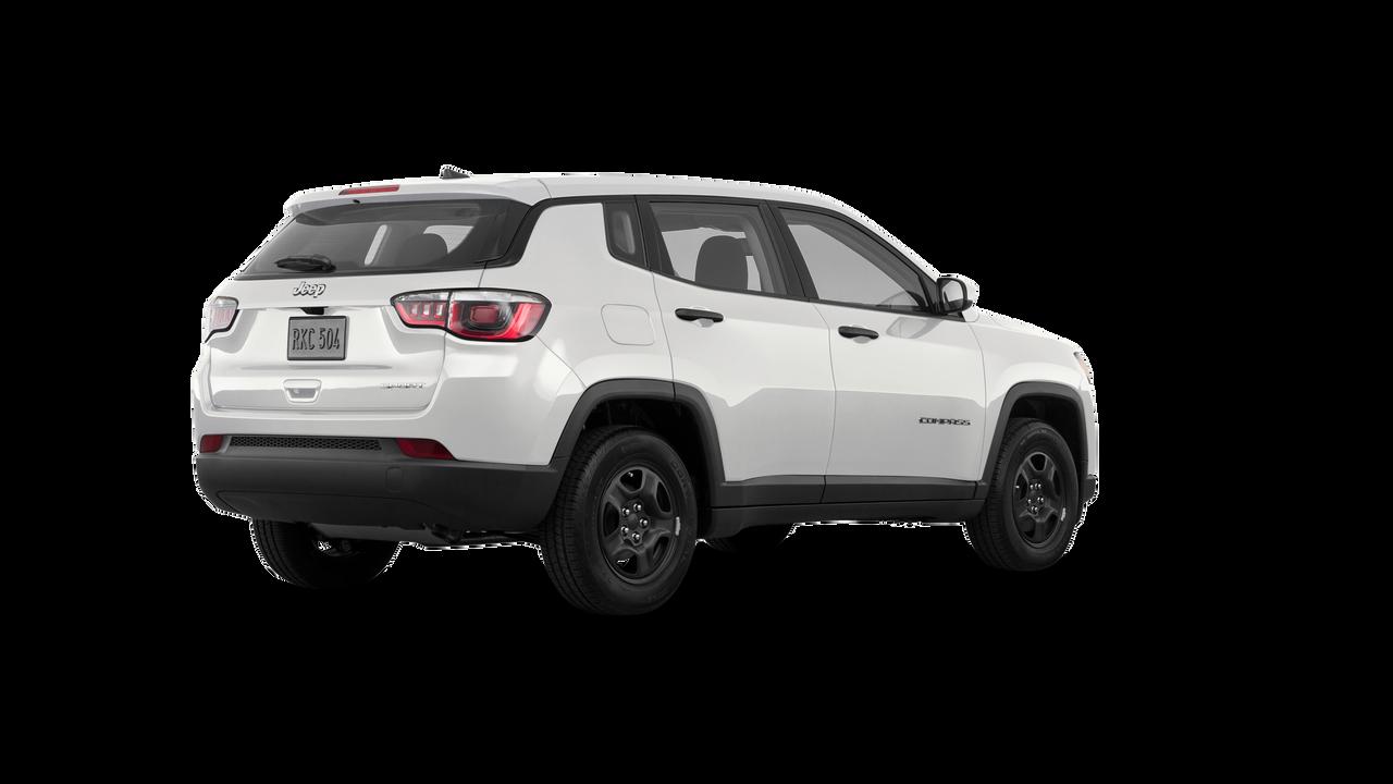 2020 Jeep Compass 4D Sport Utility