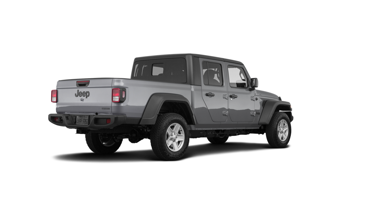 2020 Jeep Gladiator Short Bed