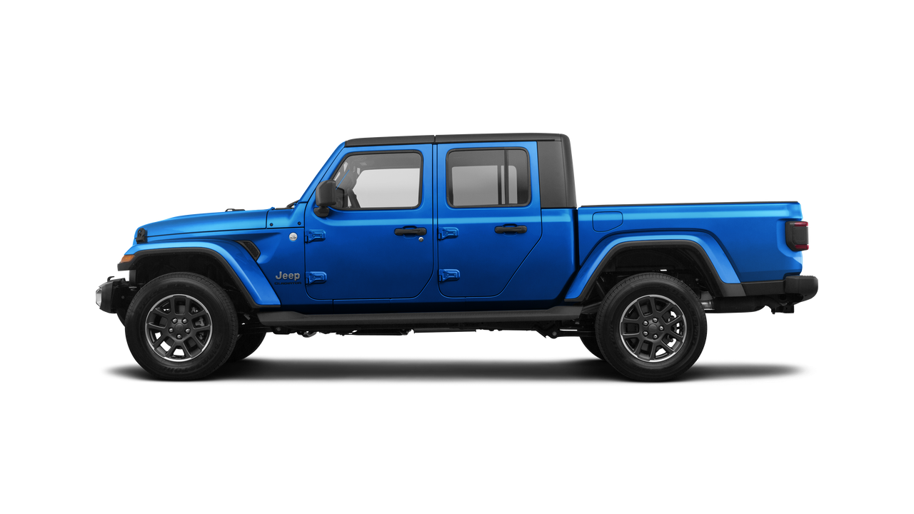 2021 Jeep Gladiator Short Bed