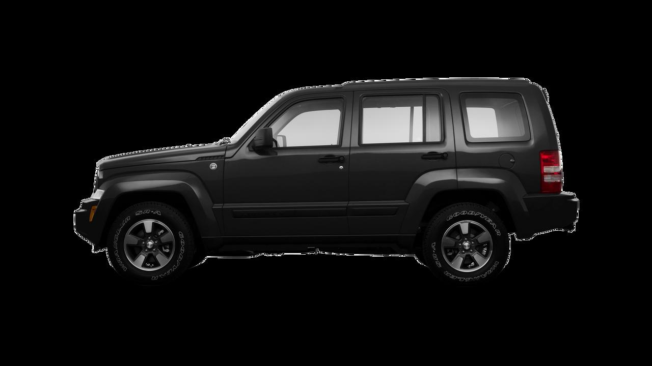 2008 Jeep Liberty Sport Utility