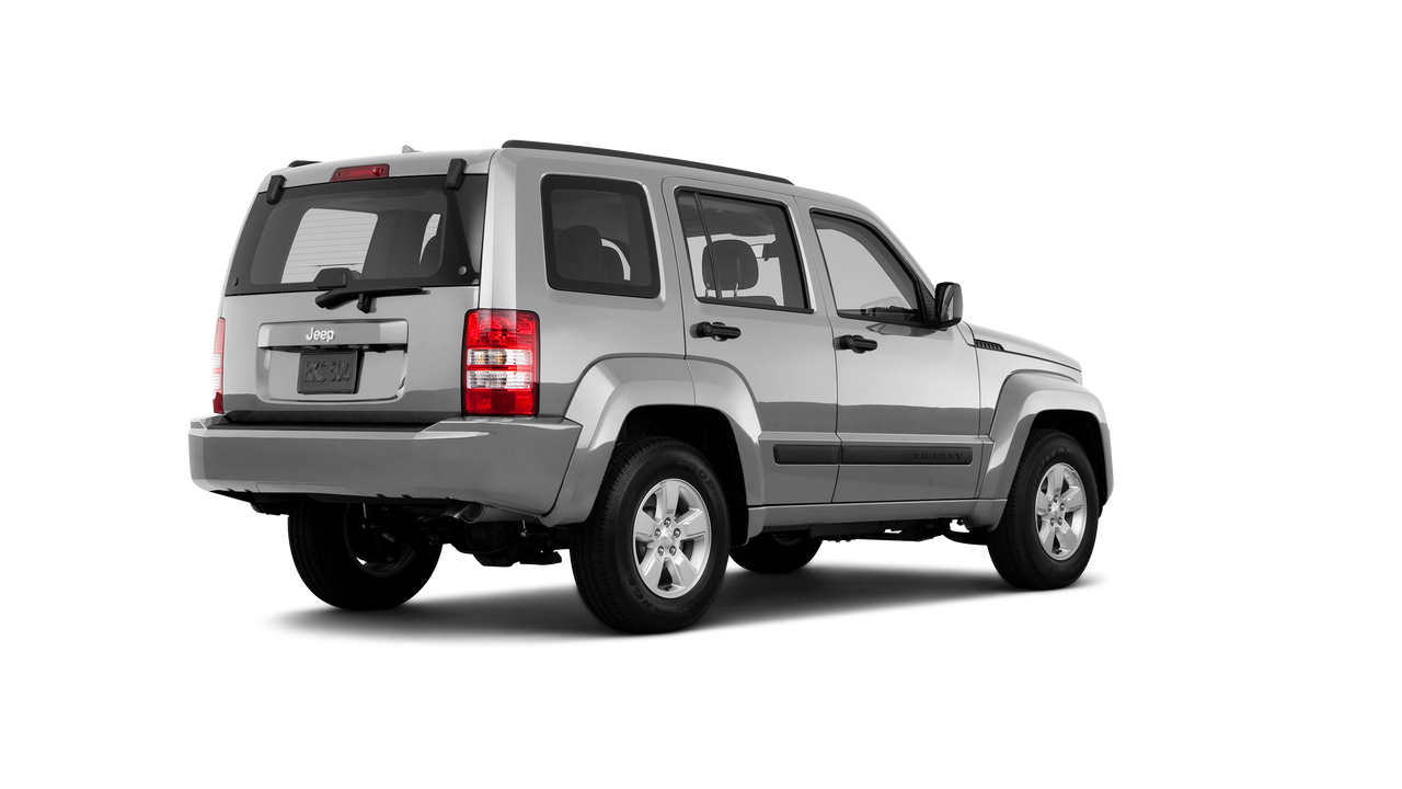2011 Jeep Liberty Sport Utility