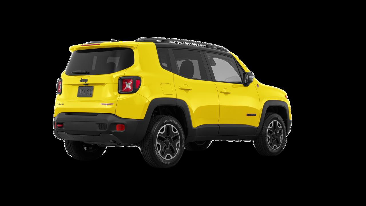 2015 Jeep Renegade Sport Utility