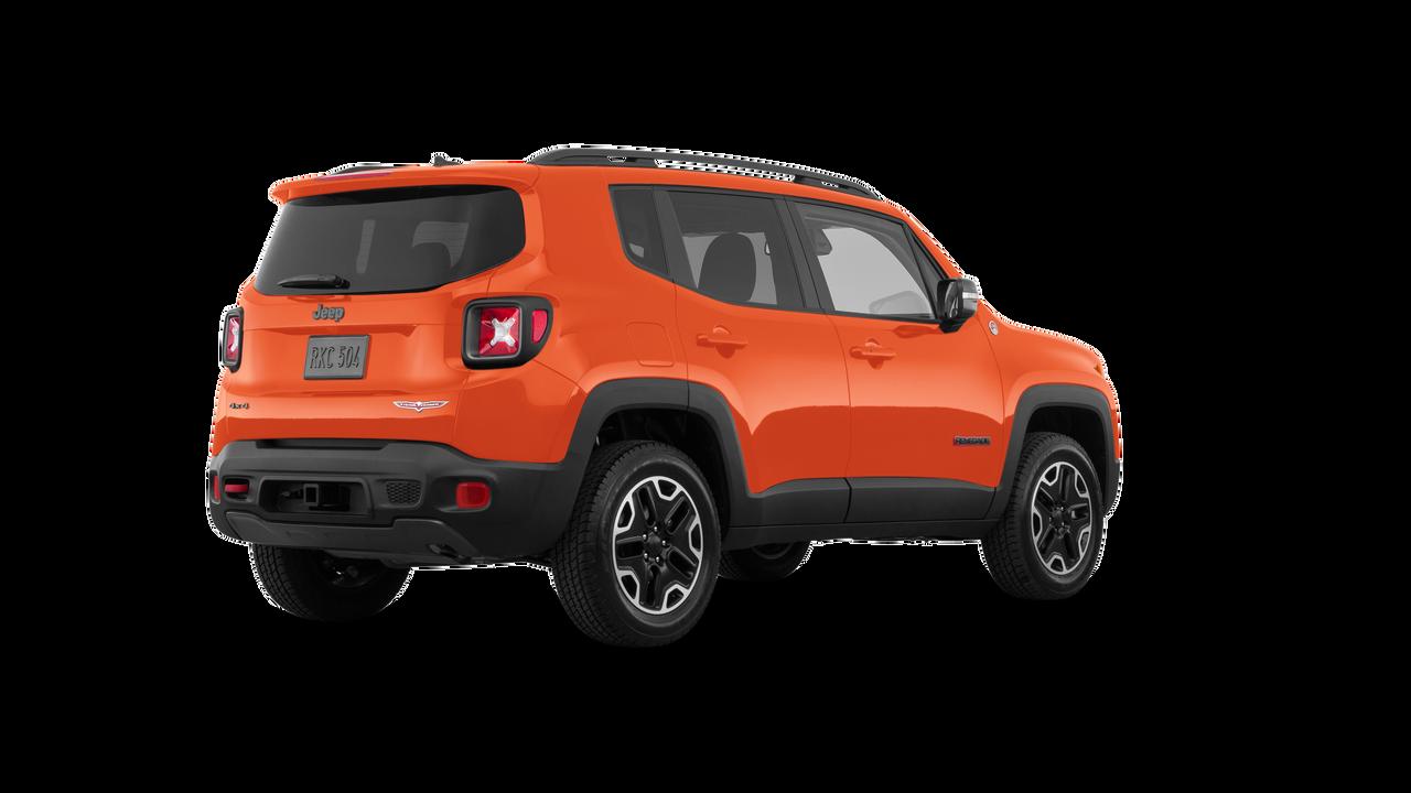 2017 Jeep Renegade Sport Utility