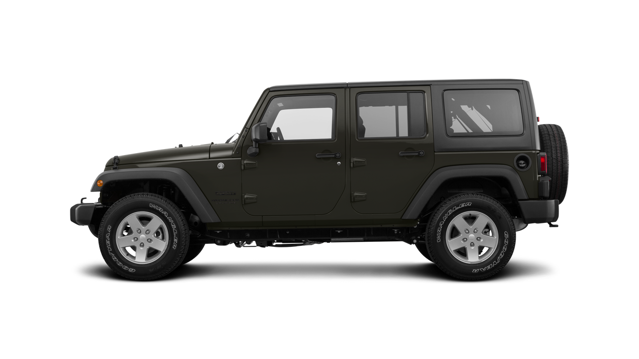 2016 Jeep Wrangler Unlimited Sport Utility