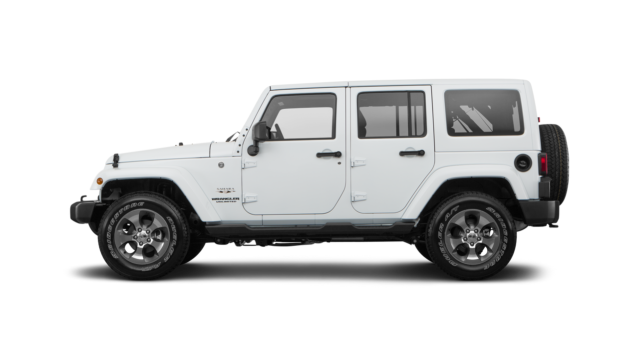 2017 Jeep Wrangler Unlimited Sport Utility