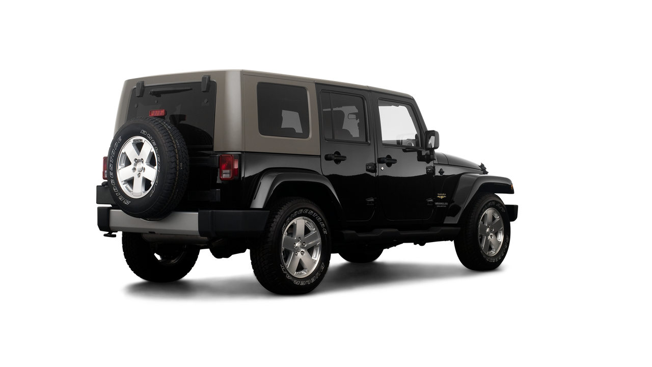 2009 Jeep Wrangler Unlimited Sport Utility