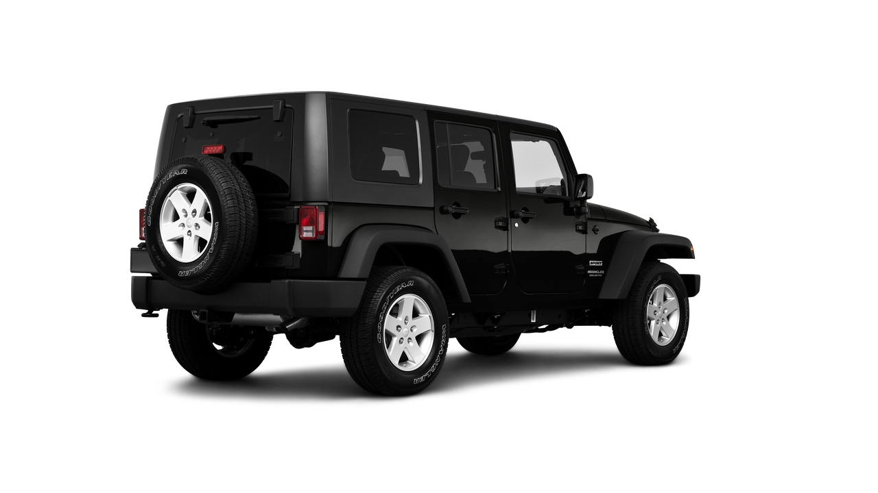 2010 Jeep Wrangler Unlimited Sport Utility