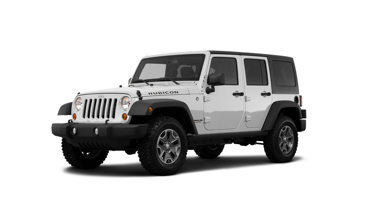 2013 Jeep Wrangler Unlimited Sport Utility
